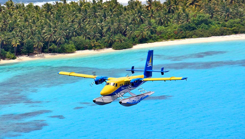 Private Seaplane charter