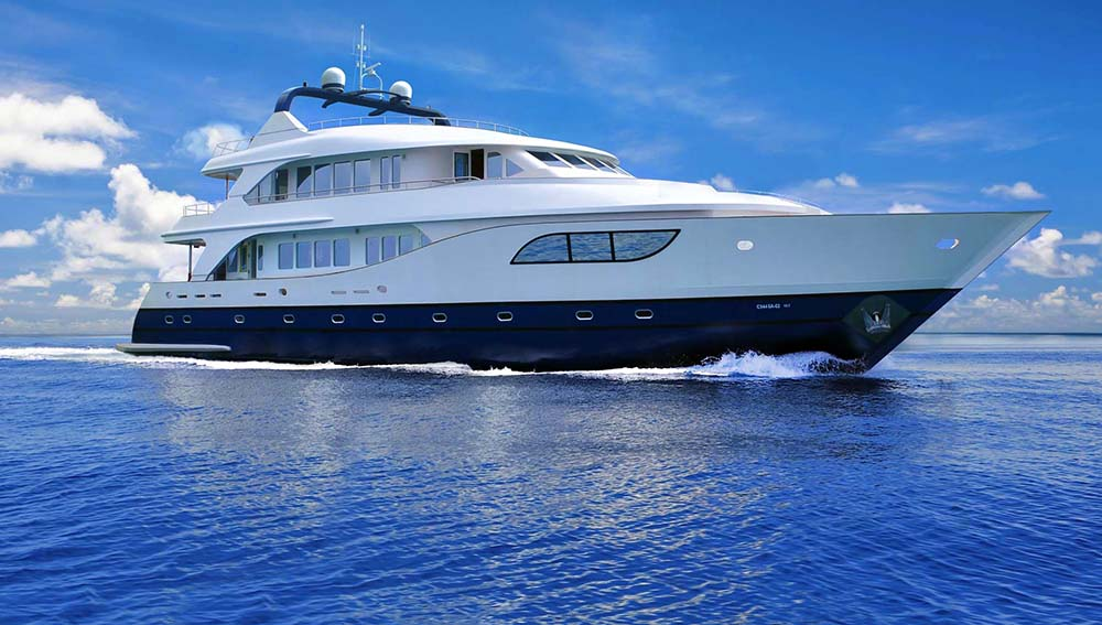 Private Yacht Charter